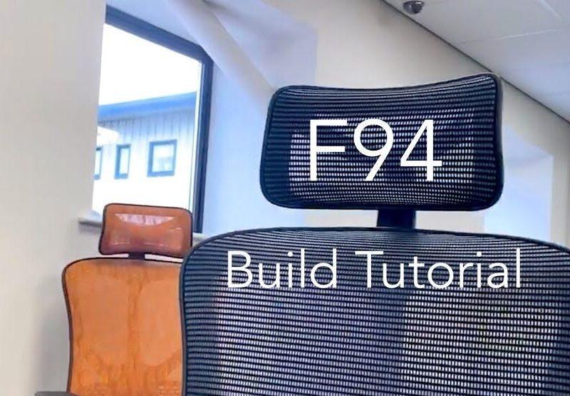 f94 chair build tutorial