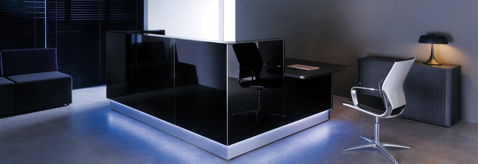 Office Reception Desks Supplier North Wales